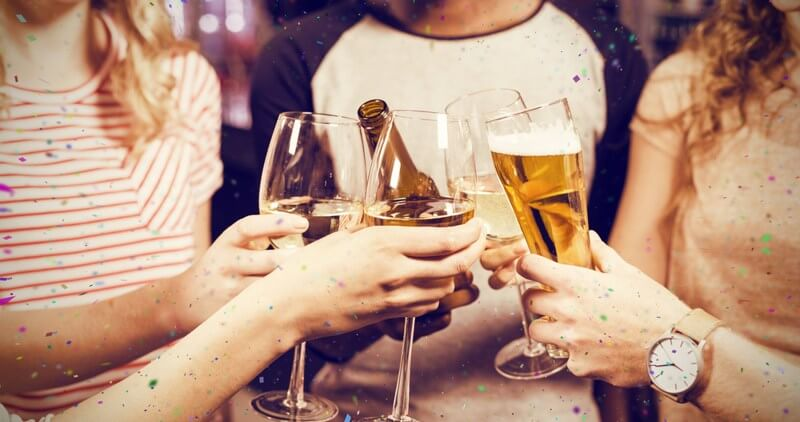 Things Vegans can't eat or drink - beer and wine